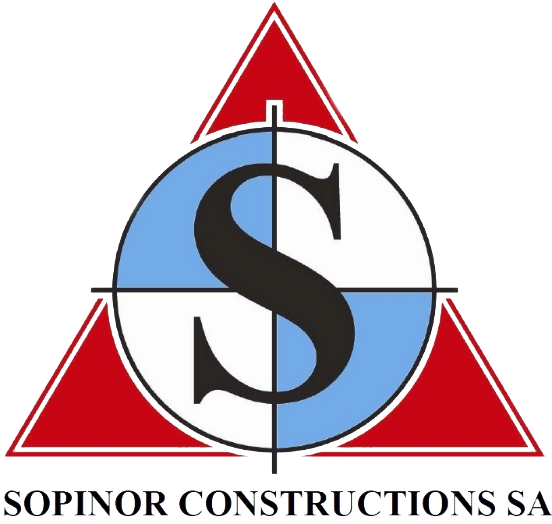 Logo Sopinor Construction